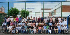 Claustro de profesores 2015 - 2016