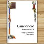 CANCIONERO 3º C